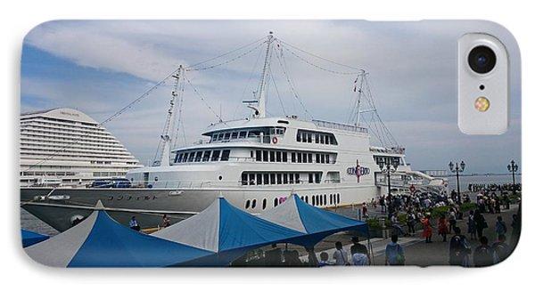 Port City IPhone Case