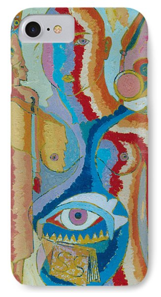7 Phone Case by John Powell