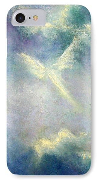 A Gift From Heaven IPhone Case by Marina Petro