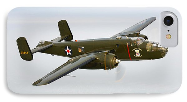 A North American B-25 Mitchell Phone Case by Scott Germain