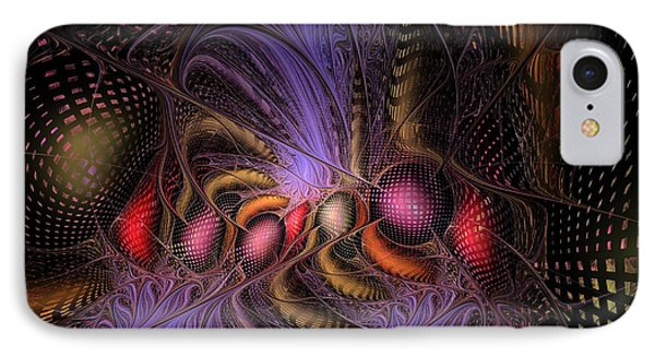 IPhone Case featuring the digital art A Student Of Time by NirvanaBlues