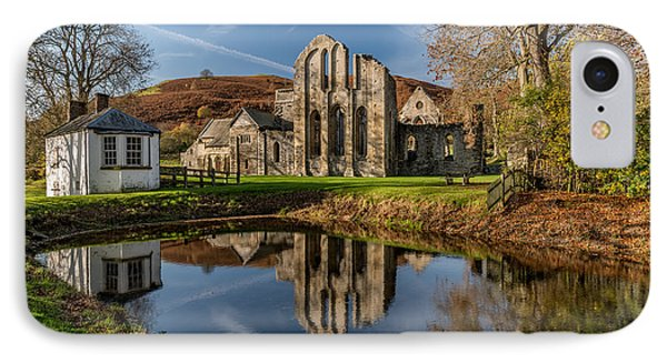Abbey Reflection IPhone Case by Adrian Evans