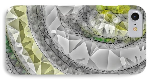 Abstract 2 IPhone Case by Paulo Guimaraes