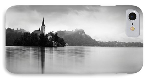 After The Rain At Lake Bled IPhone Case