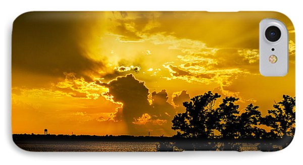 IPhone Case featuring the photograph After The Storm by Betty LaRue