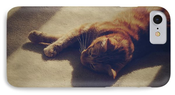 Afternoon Nap IPhone Case by Amy Tyler