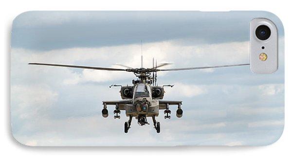 Ah-64 Apache IPhone Case