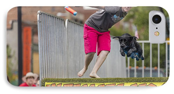 Air Dog 8 IPhone Case