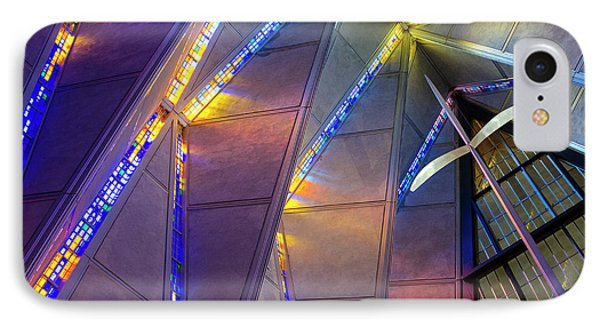 Air Force Academy Chapel, Colorado Springs IPhone Case