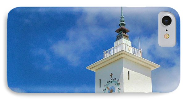 All Along The Watchtower Phone Case by Debbi Granruth