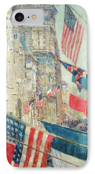 Allies Day - May 1917 IPhone Case