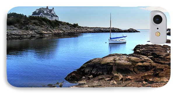 IPhone Case featuring the photograph Almost Paradise Newport Ri by Tom Prendergast