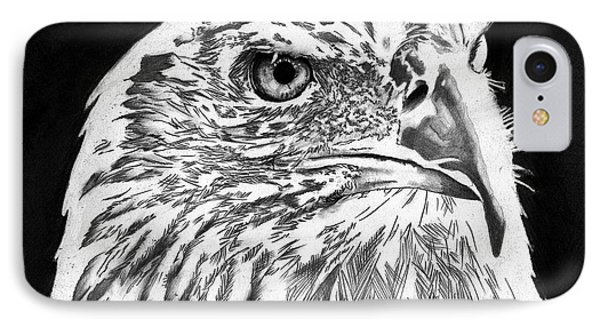 American Bald Eagle Phone Case by Bill Richards