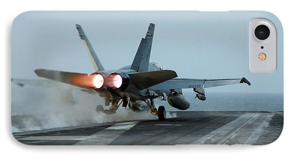 An Fa-18 Hornet Launches Phone Case by Stocktrek Images