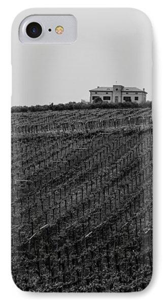 An Italian Farm In Abruzzo IPhone Case by Andrea Mazzocchetti