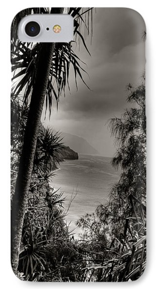 Ancient Kauai IPhone Case by Natasha Bishop