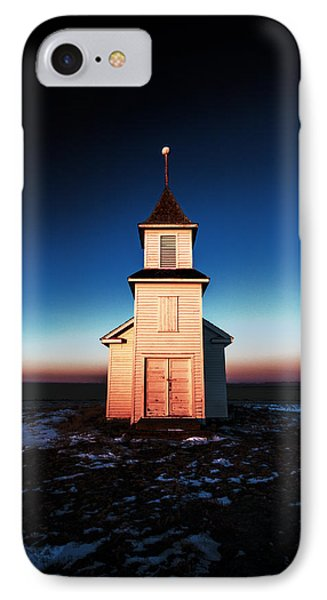 And There Was Light IPhone Case by Todd Klassy