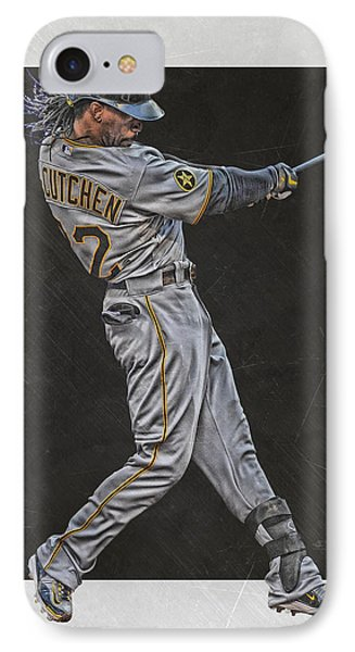 Andrew Mccutchen Pittsburgh Pirates Art IPhone Case