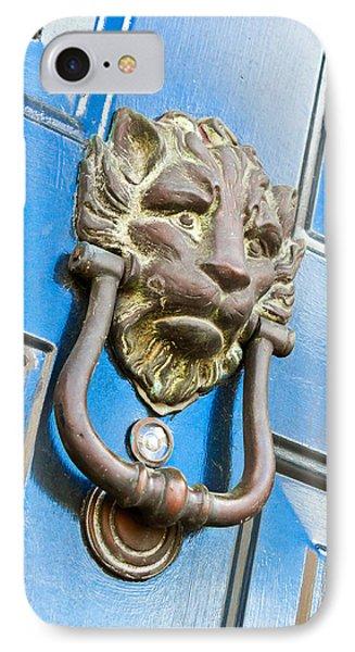 Antique Knocker IPhone Case by Tom Gowanlock