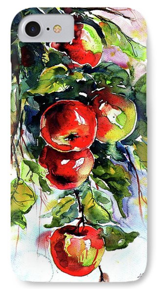 Apples IPhone Case by Kovacs Anna Brigitta