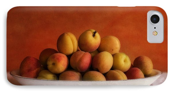 Apricot Delight Phone Case by Priska Wettstein