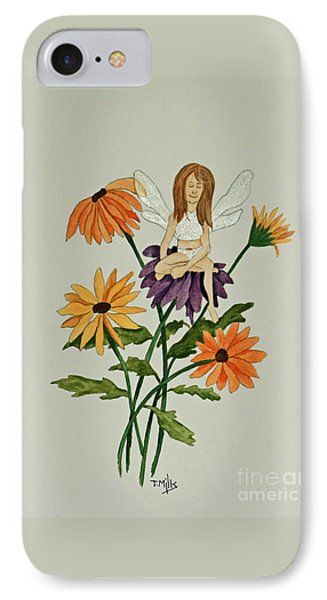 April IPhone Case by Terri Mills