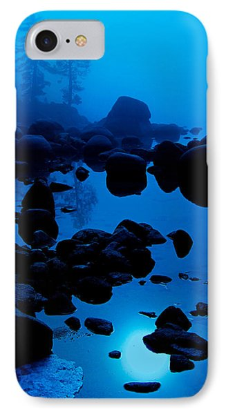 Arise From The Fog IPhone Case by Sean Sarsfield