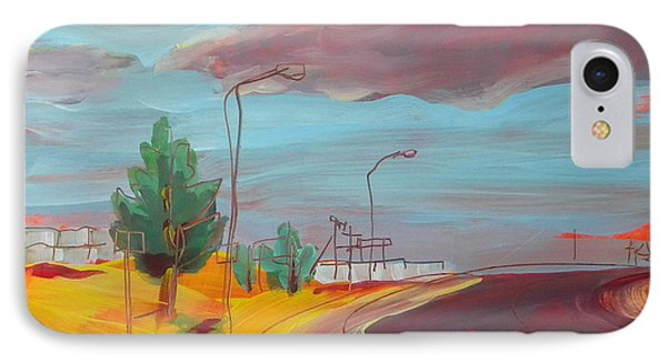 Arizona Highway 1 IPhone Case