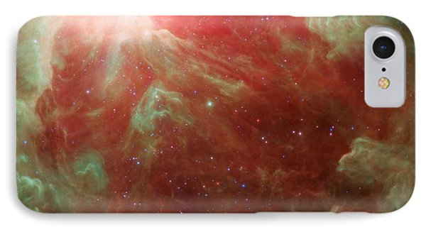 Around The Sword Of The Constellation Orion IPhone Case by American School