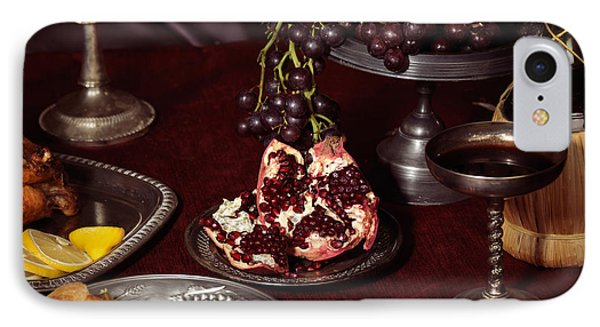 Artistic Food Still Life Phone Case by Oleksiy Maksymenko