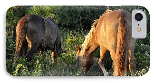 Asateague Horses 6 IPhone Case