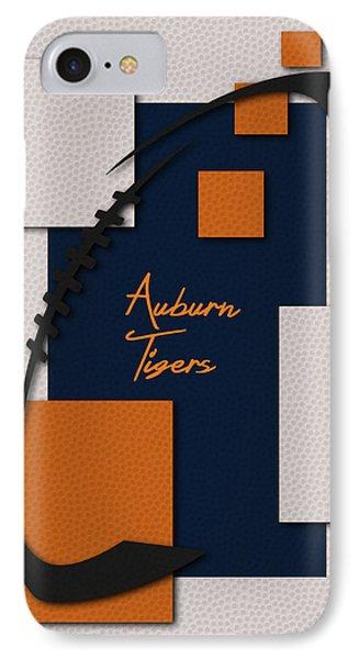 Auburn Tigers IPhone Case by Joe Hamilton