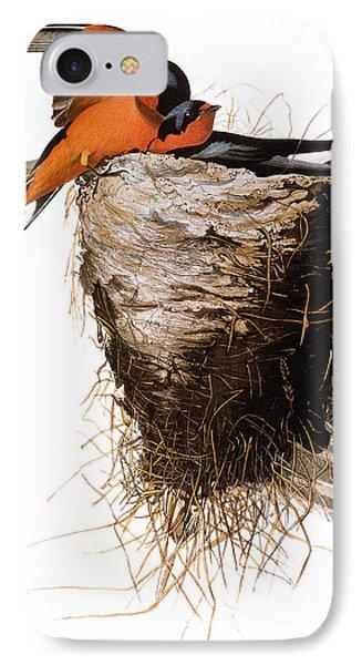 Audubon: Swallow IPhone Case by Granger