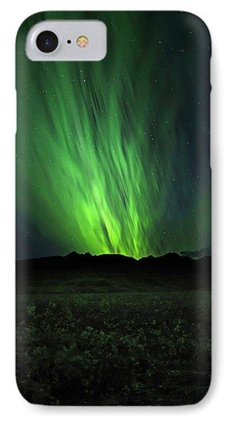 Aurora Rush IPhone Case