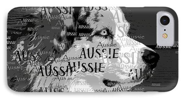 Aussie IPhone Case