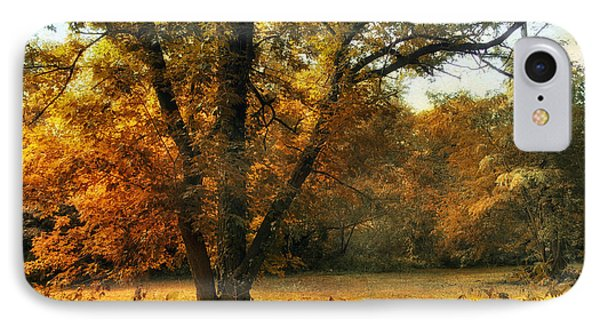 Autumn Arises IPhone Case by Jessica Jenney