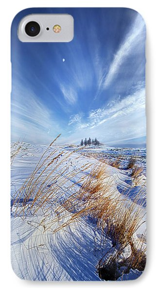 IPhone Case featuring the photograph Azure by Phil Koch