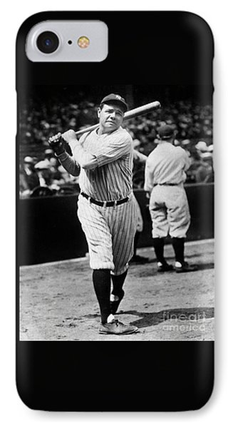 Babe Ruth IPhone 7 Case