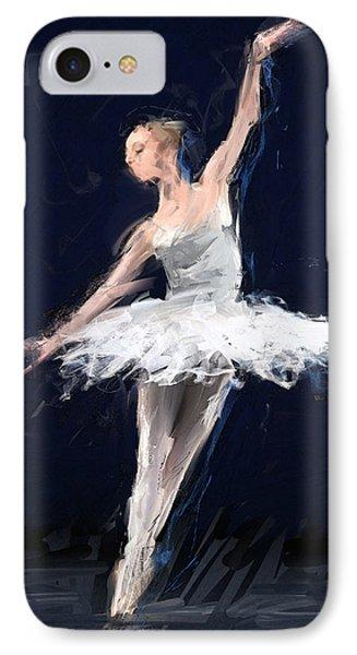 Ballerina IPhone Case by H James Hoff