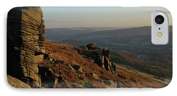 Bamford Edge IPhone Case by Nichola Denny