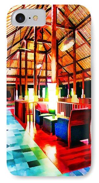 Bar Bedulu IPhone Case by Lanjee Chee