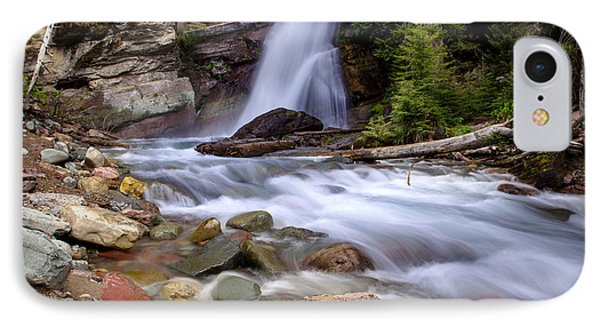 Baring Falls IPhone Case by Jack Bell