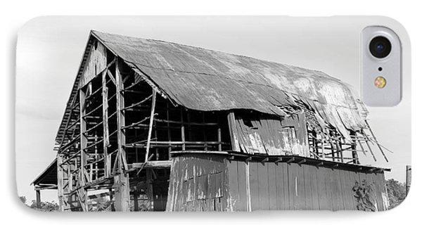 Barn In Kentucky No 75 IPhone Case