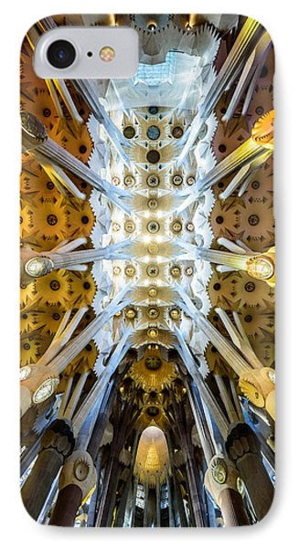 Basilica De La Sagrada Familia IPhone 7 Case