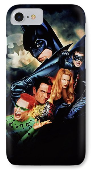 Batman Forever 1995  IPhone Case by Unknown