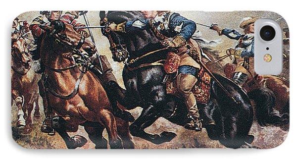 Battle Of Edgehill, 1642 IPhone Case