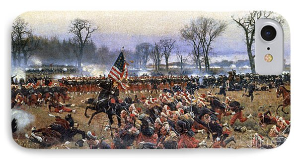 Battle Of Fredericksburg IPhone Case