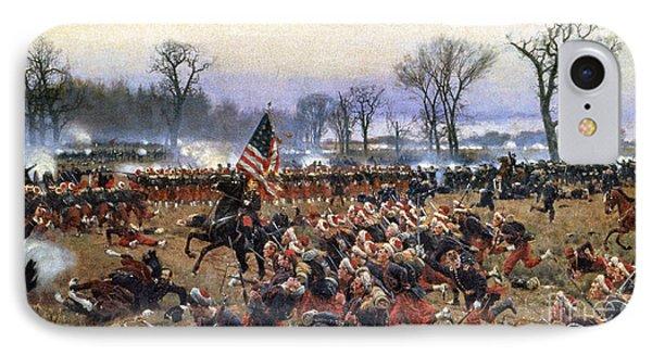 Battle Of Fredericksburg IPhone Case by Granger