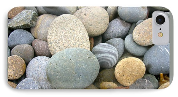 Beach Rocks IPhone Case by Stephanie Troxell