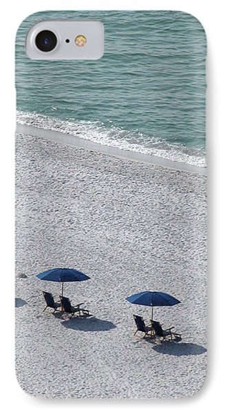 IPhone Case featuring the photograph Beach Therapy 1 by Marie Hicks